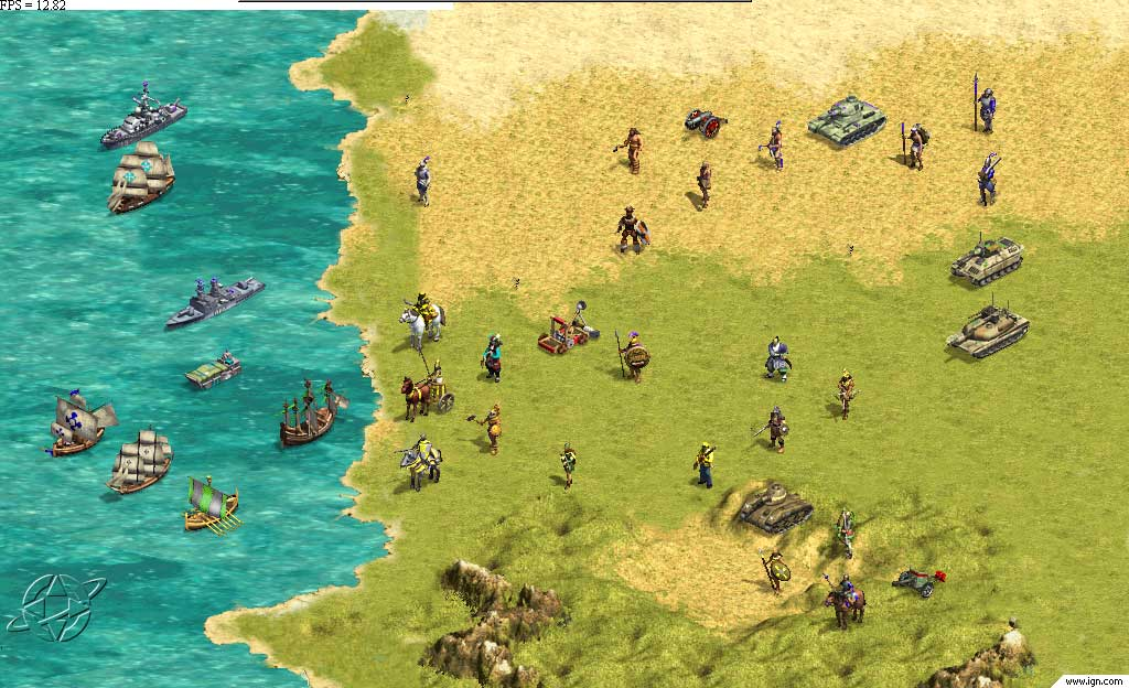 Civilization III: Play the World v121f Patch - FilePlanet